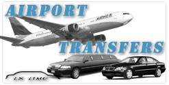Buffalo Airport Transfers and airport shuttles