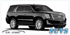 SUV for hire in Buffalo, NY