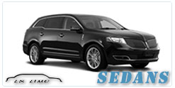 Luxury sedan service Buffalo, NY