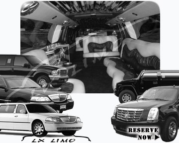 Buffalo Stretch Limos for rental